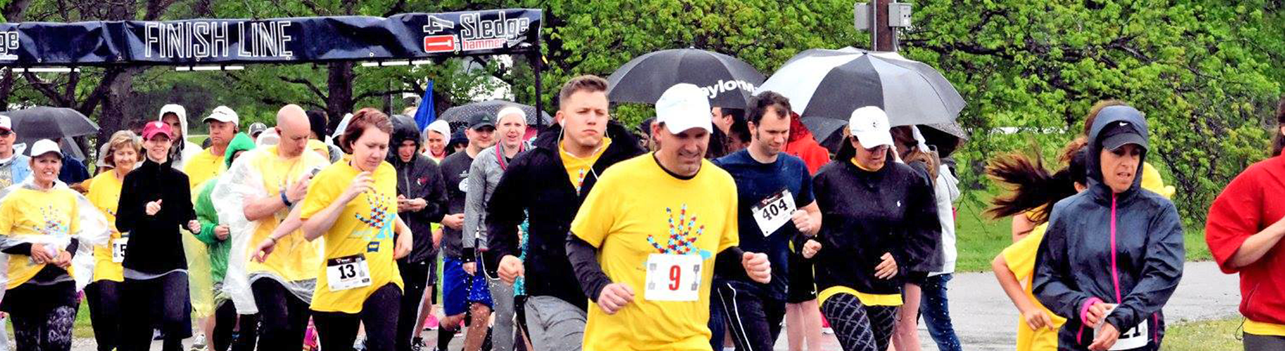 Autism Evansville Walk for Autism and 5k Run